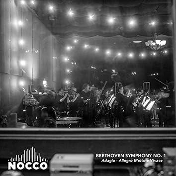 Symphony No. 1 in C Major, Op. 21: I. Adagio. Allegro molto e vivace (Live)