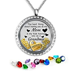 Gifts for mom - best Mother's day ideas. personalized jewelry