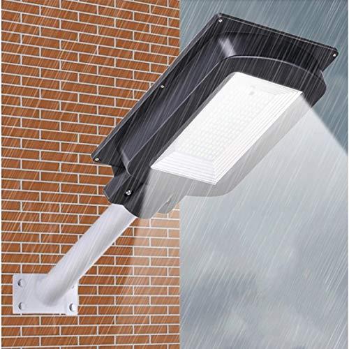 200W LED Solar Street Licht LED Radar Pir Bewegungssensor Wandzeitlicht + Square Garten Remote Wasserdicht