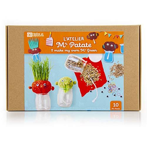 Coffret anniversaire 10 Mr Patate
