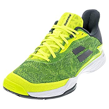 Babolat Men`s Jet Tere All Court Tennis Shoes Fluo Yellow  10