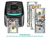 Kolibri KCD-2000 All-Orientation 2-in-1 Counterfeit Money Detector Machine with UV, MG and IR Detection