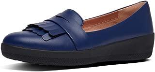 FITFLOP Womens X51 Vianne Fringey Sneakerloafers