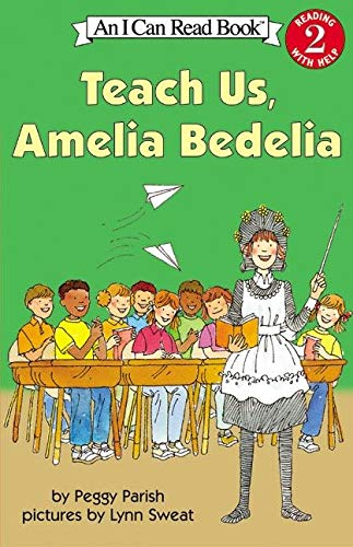 Teach Us, Amelia Bedelia (I Can Read Level 2)の詳細を見る