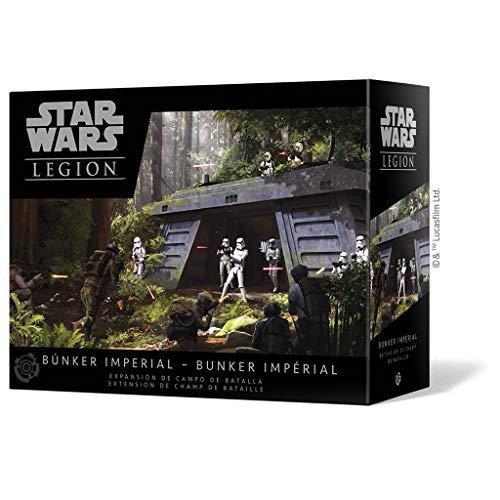 Fantasy Flight Games Star Wars Legion-Búnker Imperial, Color (SWL58ES)