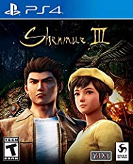 One of the most anticipated video games in history, from legendary game developer, Yu Suzuki Epic Adventure: Immerse yourself in the stunning and magical world of Shenmue Breathing, Living World : Explore inside and outside buildings, take on part-ti...