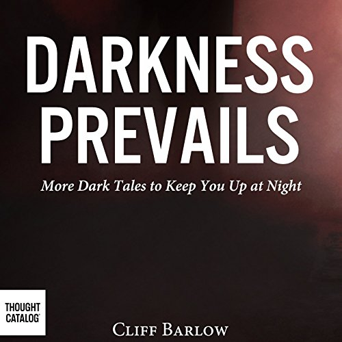 Darkness Prevails audiobook cover art