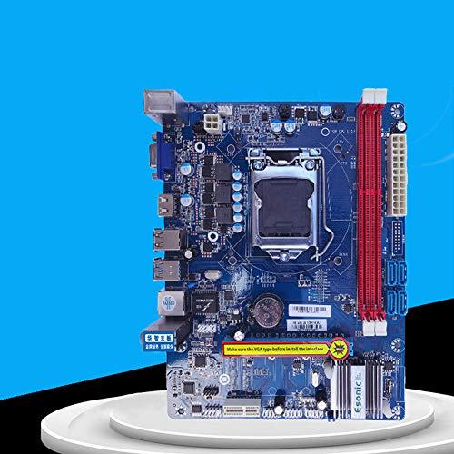 OUYAWEI Erelectronics H81 Desktop Moederbord LGA 1150 DDR3 PCI Express 16X Moederbord