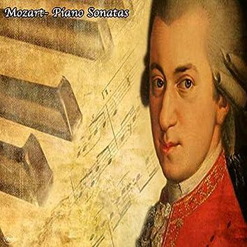 Mozart- Piano Sonatas