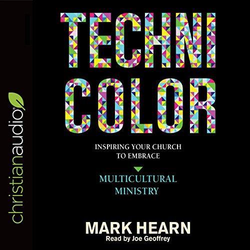 Technicolor audiobook cover art
