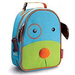 Skip Hop Zoo Lunchie Insulated Dog Lunch Bag