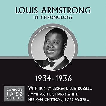 Complete Jazz Series 1934 - 1936