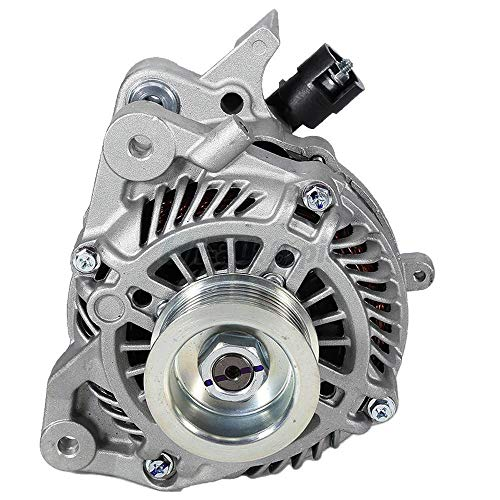 New Alternator 80AMP Fit For Honda Civic 1.8L 2006 2007 2008 2009 2010 2011, AMT0187 31100-RNA-A01