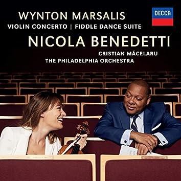 Marsalis: Violin Concerto; Fiddle Dance Suite