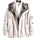 Vêtements d'extérieur pour Hommes au Printemps et en Automne, Mode coréenne, Beaux vêtements Amples, Veste d'outillage de Marque de Mode décontractée, Haut pour Hommes