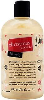 Philosophy Christmas Cookies 16.0 oz Shampoo, Shower Gel & Bubble Bath