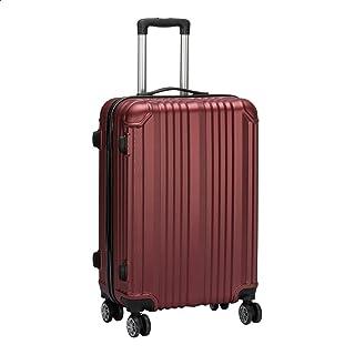JB Luggage Trolley Travel Bag, Size 24 - Maroon