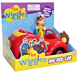 The Wiggles Toys Big Red Car, Vehicle Car Toy for Kids...
