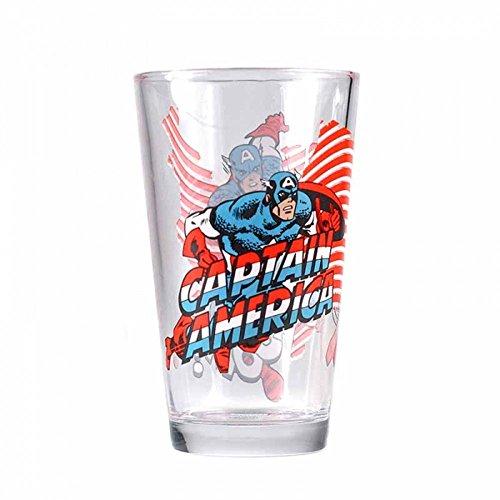 Marvel Verres Captain America, 1
