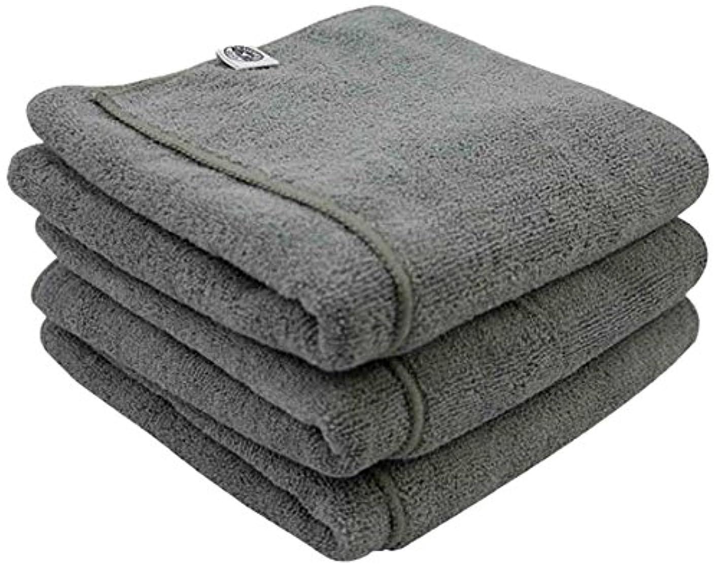 Chemical Guys MIC36006 Workhorse XL Gray Professional Grade Microfiber Towel, Metal (24 in. x 16 in.) (Pack of 6) mzmziophnem187