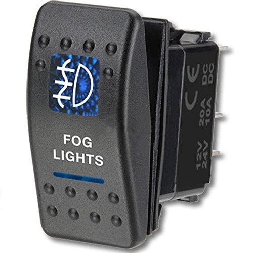 Automotive Fog Lamp Switches