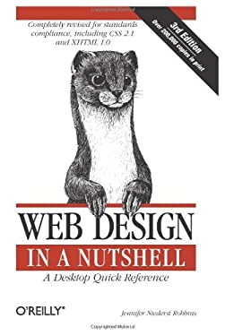Web Design in a Nutshell: A Desktop Quick Reference (In a Nutshell (O'Reilly))