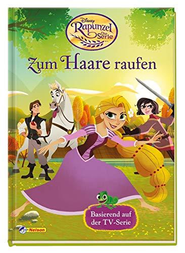 Disney Rapunzel Die Serie: Zum Haare raufen (Disney Prinzessin)