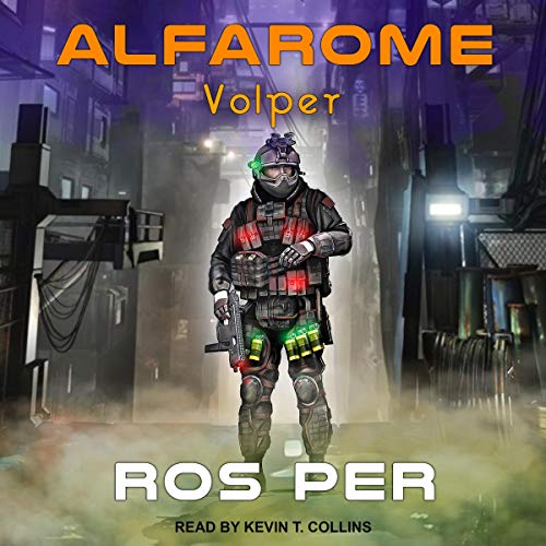 Volper audiobook cover art