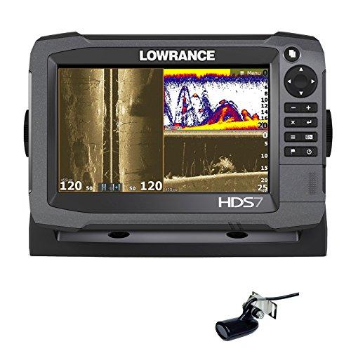 Lowrance Hds-7 Gen3 + Sonde 83/200 kHz + transducteur Structurescan HD