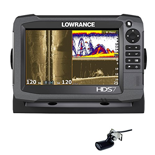 Lowrance HDS-7 Gen3 + Transductor 83/200 KHz + Transductor Structurescan HD