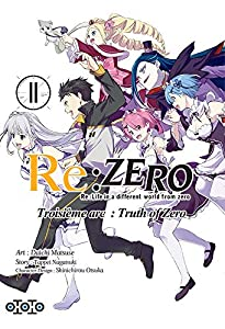 Re:Zero - Troisième Arc : Truth of Zero Edition simple Tome 11