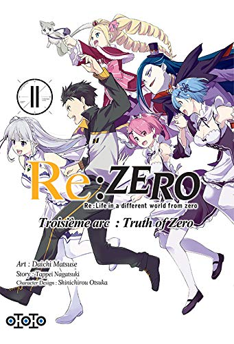 Re:Zero - Troisième Arc : Truth of Zero Edition simple Tome 11