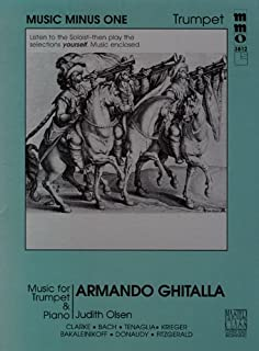 Beginning Trumpet Solos - Vol. 2 (Music Minus One: Beginning Contest Solos)