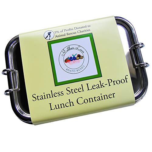 Stainless Steel Leak-Proof Lunch Container