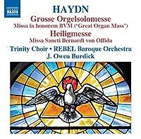 Missa in Honorem Bvm 'great Organ Mass' Missa Sanc
