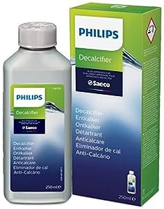 Philips CA6700/10 Descalcificador para Máquinas de Café Espresso Manuales y Automáticas, 0 W, 250 ml, 0 Decibelios, Plástico, Verde