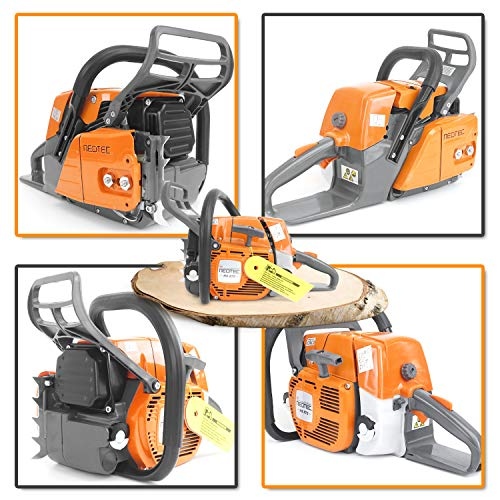 NEO-TEC Gas ChainSaw NS872 for MS381 2-Cycle Power Head 72cc 25