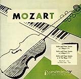 モーツァルト:ヴァイオリン・ソナタ第24番、第35番、第40番