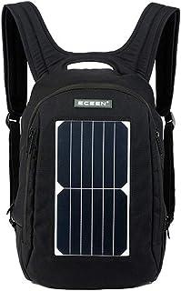 Mochilas Tipo casualBolso de Hombro Bolsa de Ordenador portatil USB Solar al Aire Libre