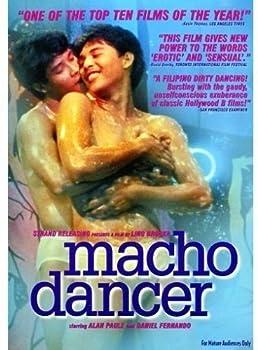 DVD Macho Dancer Book