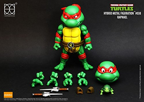 Herocross Hybrid Metal Figuration Flash DC Comics Action Figure Bluefin Distribution Toys HRC78017