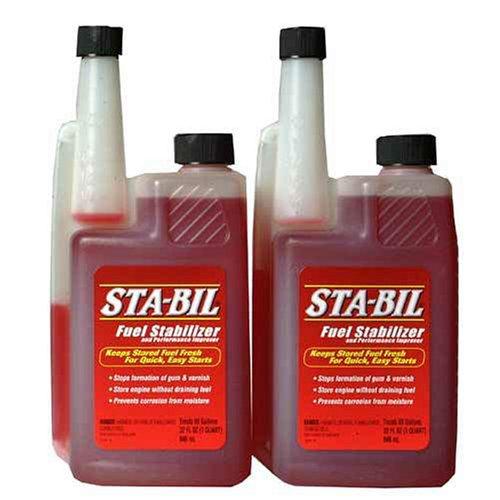 STA-BIL 32 oz Fuel Stabilizer