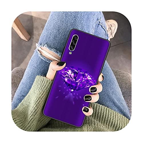 Teléfono móvil TPU suave caso para Samsung J2 J5 J7 Prime J730 S10 S20 Lite Cactus Hermoso diamante -B1-Plástico