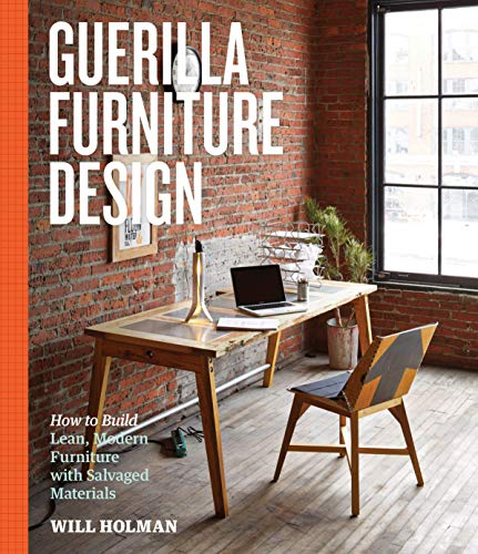 Free Download Ebook Guerilla Furniture Design How To Build
