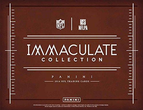 Panini 2014 Immaculate Football Hobby Box NFL