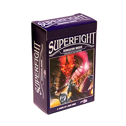 Superfight! Dungeon Mode - English