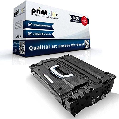 Print-Klex Kompatible Tonerkartusche für HP LaserJet 9000 L MFP LaserJet 9000 MFP LaserJet 9000 N LaserJet 9040 43X HP 43 C8543X HP43X Black Schwarz - Office Print Serie