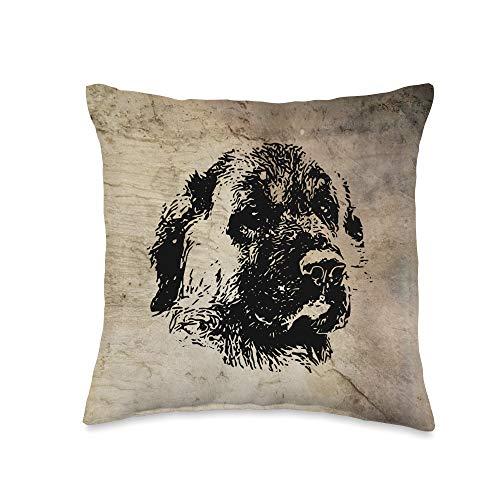 Anatolian Shepherd Dog Gifts Anatolian Shepherd gift for Kangal Owners Throw Pillow, 16x16, Multicolor