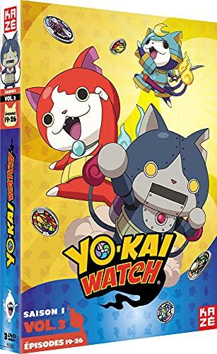 Yo-Kai Watch-Saison 1, Vol. 3/3