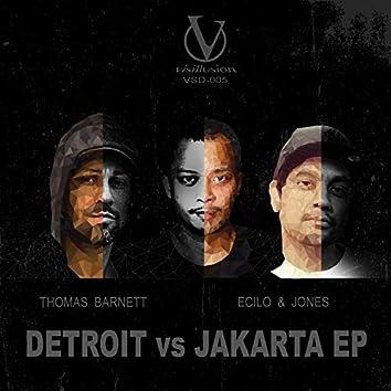 DETROIT vs JAKARTA EP